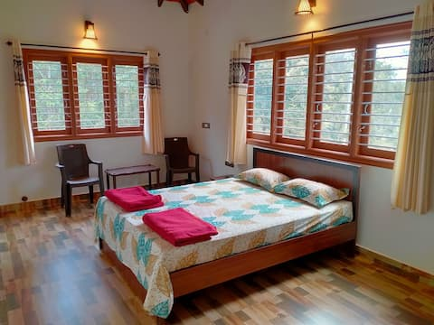 Smarika Farms : Option C ( Upto 6 Pax - 2 Rooms )