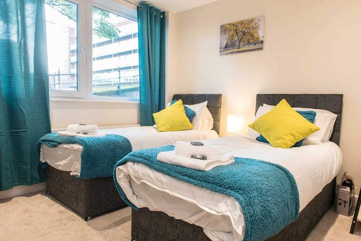 Sublime Stays - Derby City Centre Apartments