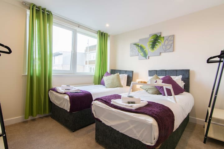 Derby City Centre Apartments- SUBLIME STAYS