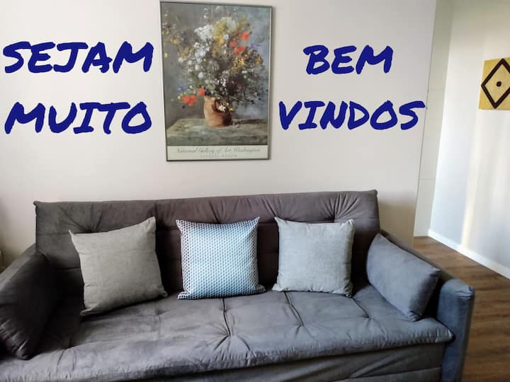 Beautiful and Comfortable near the Beira-Mar Norte