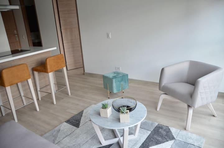 NUEVO exclusivo loft 1 hab 5 min 93
