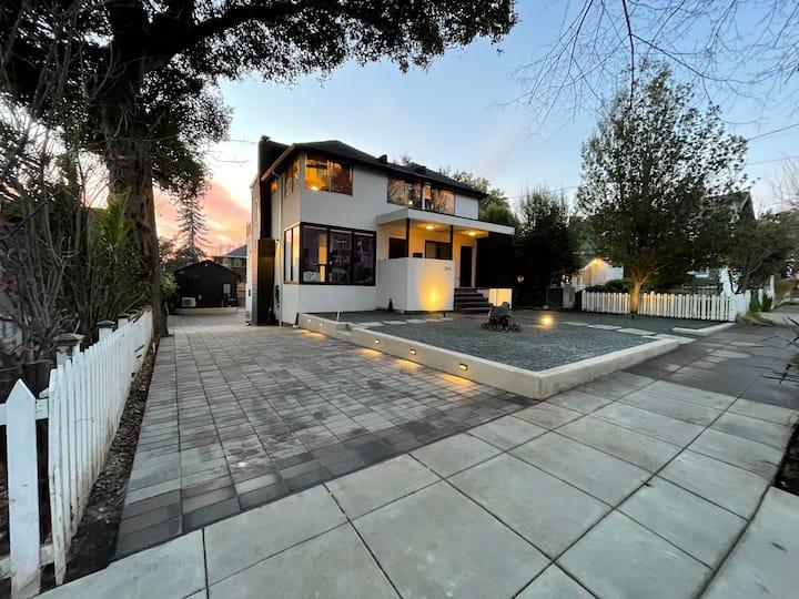 Brand New 2BR Modern Garden Level in Elmwood