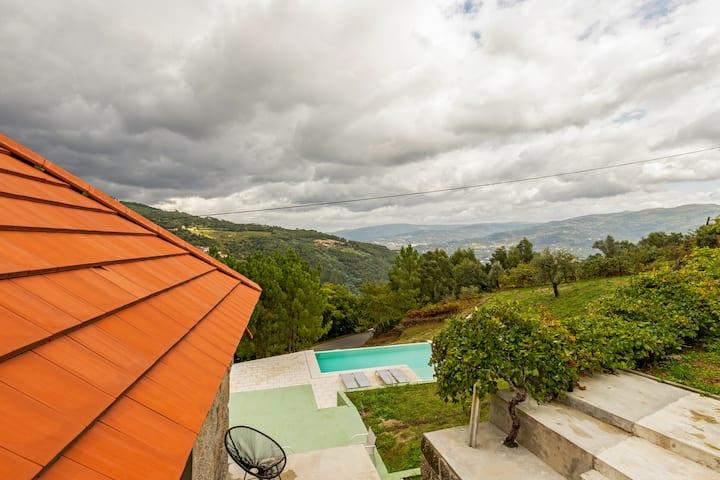 Superb Douro Villa - Quinta de Casa Nova