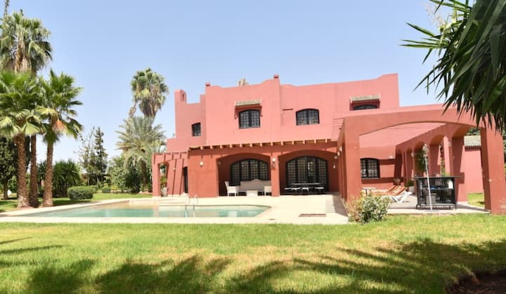 Villa Iris - Route de l'Ourika Marrakech