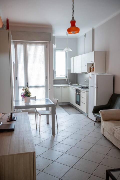 Intero appartamento in centro città.