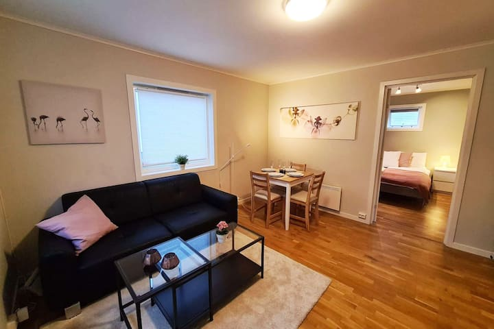 ★Bright And Central, 2-Bedroom, Fully equipped