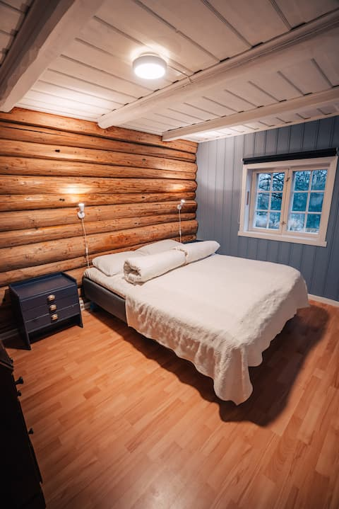 Cosy apartment at a lovely farm - Sauna available!