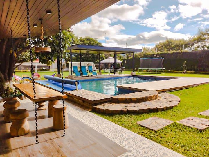 Casa Mi Cielo: 5 RM beautiful & relaxing house Oax