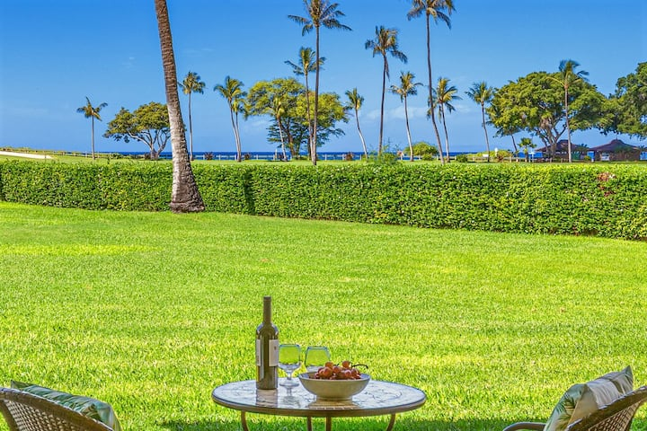 Amazing Oceanview, Kaanapali Beach, Prime Location