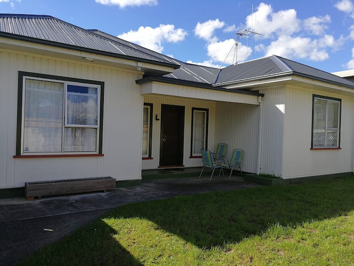 Central Palmerston North House