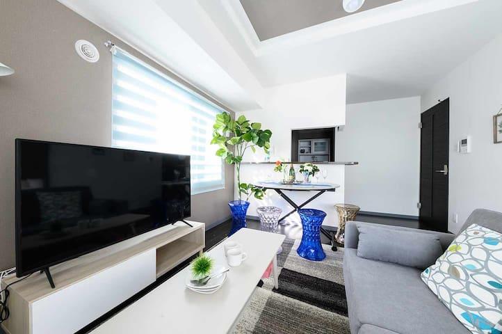 リビングルーム Living room
