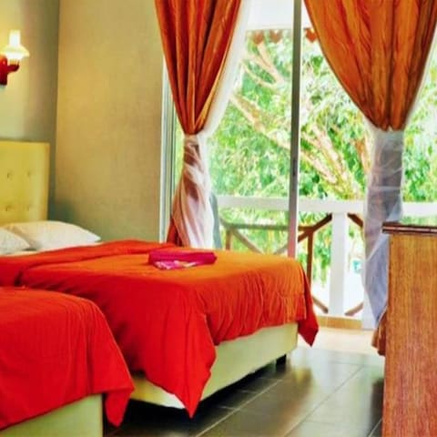 Cozy Family Deluxe at Corrie Chalet Pantai Cenang