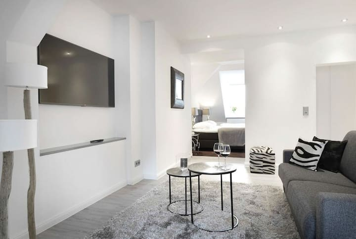 Komfortable Suite in Hannover