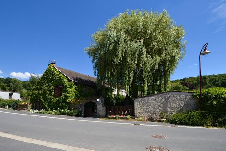 Le Vert Cottage, au Cœur de La Champagne