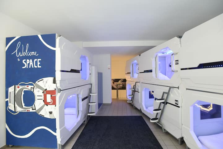 SPACE HOME HOSTEL
