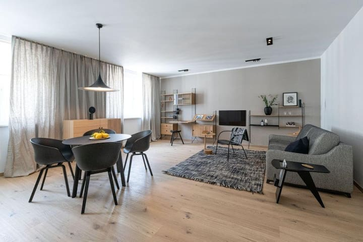 Design Apartment in City Center