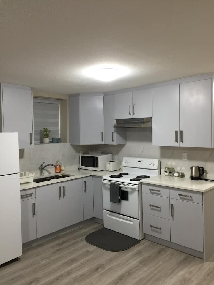 New 1 bedroom guest suite in Surrey, BC