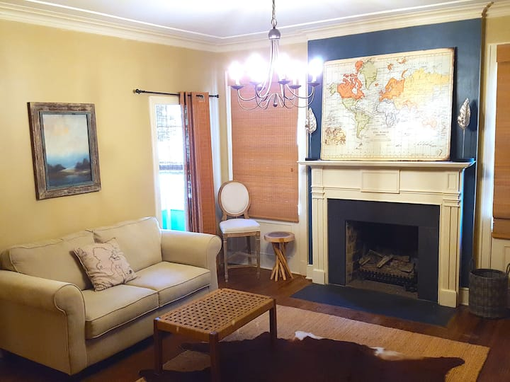 Spacious Suite in Historic Cloverdale