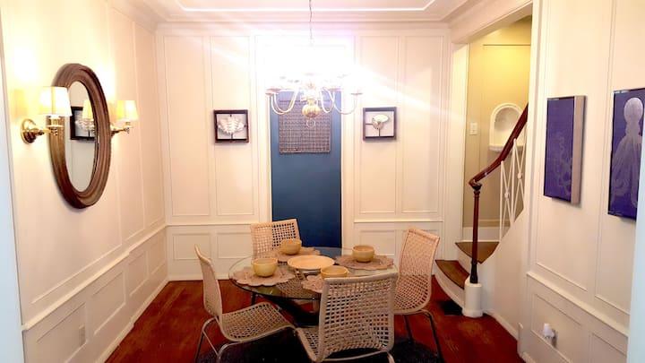 Spacious 1 Bedroom Suite in Historic Cloverdale