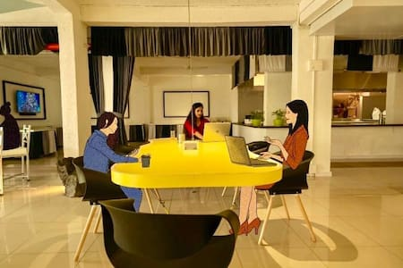 Corporate Boutique Hostel- AC double occupancy