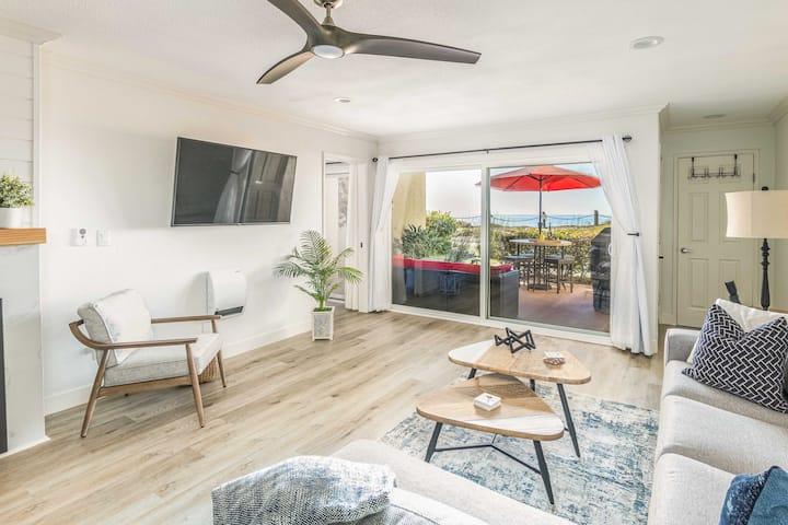 NEW: Modern Luxury Oceanfront W/Beach Access