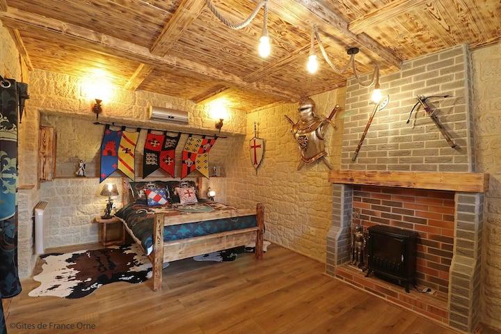 chambres médiéval du vieux bourg