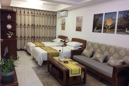 红角岭民宿‖香水湾度假房
