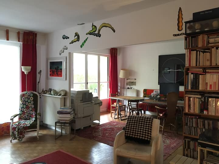Bel appartement au Vésinet.