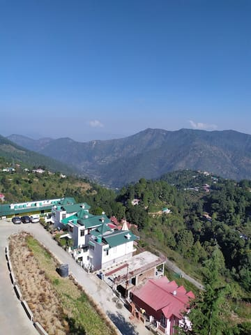Snow View Apartment in Ramgarh
