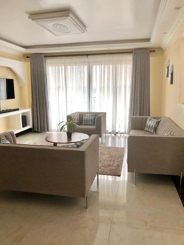 Great apartment -Luxury Finishing's & Furnishings