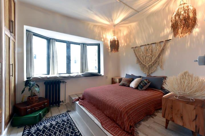 1st floor / boheme bedroom (15 meter square)