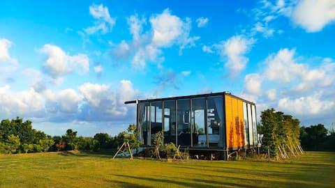 Secret Blue - Edifici individual - Vila amb piscina - Mascotes, Barbacoa, Targeta de viatge internacional Swipe < Check Out + Check-in, Neteja i desinfecció d'ozó - Allotjament segur >