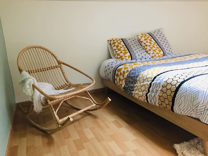 Wonderful co-living in Cahors: Great Location Apt
