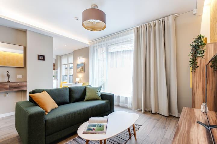 Vingriu Street Apartment