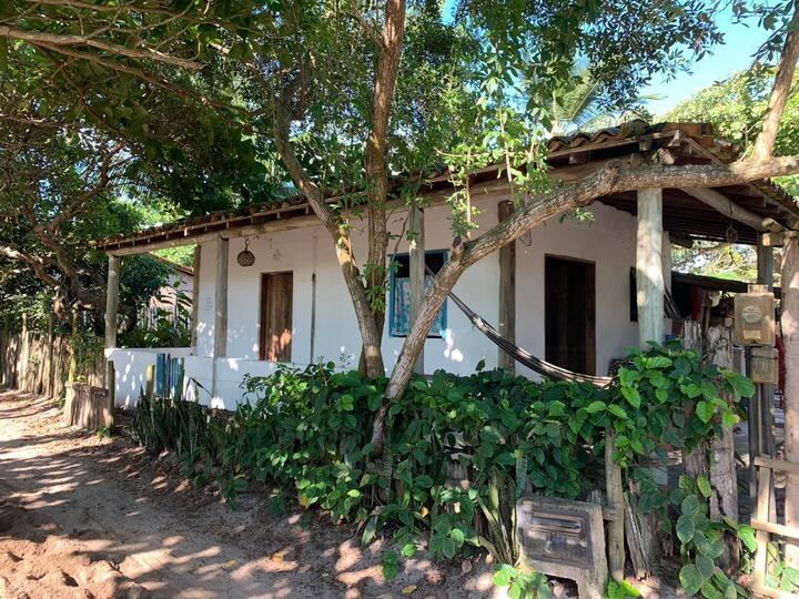 Casa Completa na Vila de Caraíva