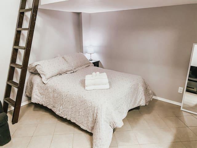 Lower Bedroom Area