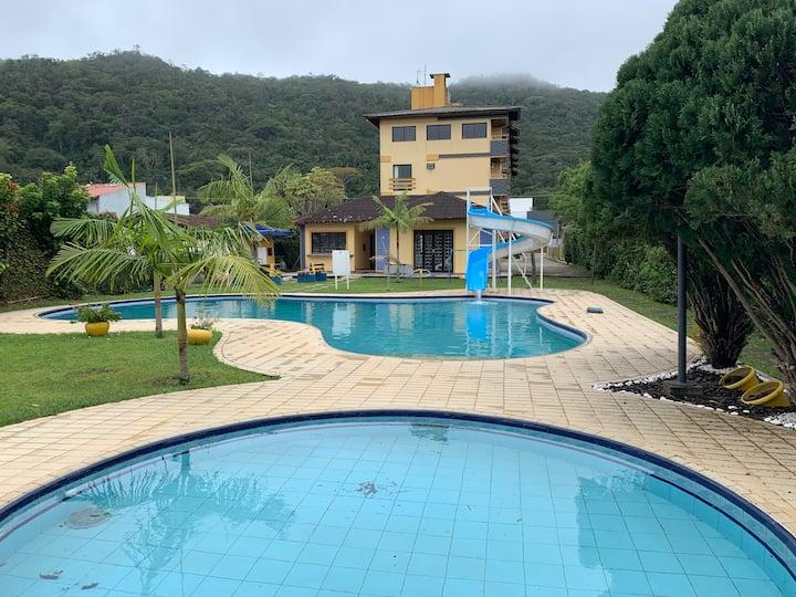 Residencial Aquamarina em cachoeira do bom Jesus