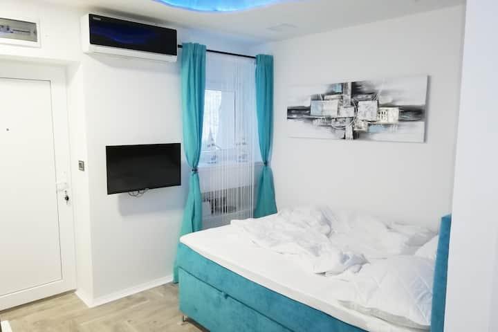 Summer oasis - blue apartment