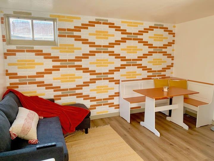 The Coolest Basement Apartment in Missoula