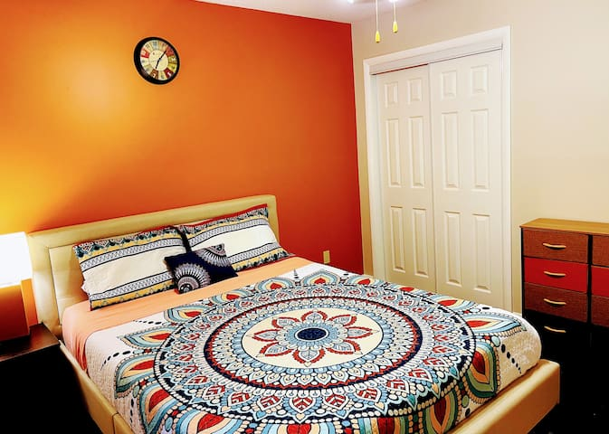 Bedroom 1 ( Main Level)