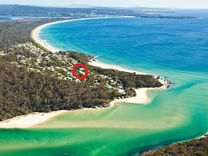 Sunnyside II - 200m to Surf Beach & River mouth