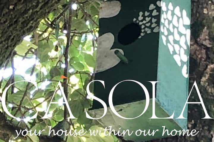 CA'SOLA - your house within our home - DOLCECASA