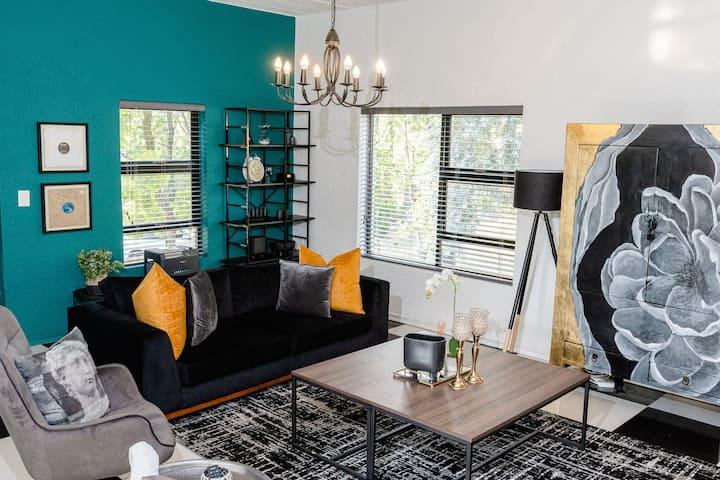 DJ Zinhle's Bryanston Luxury Apartment