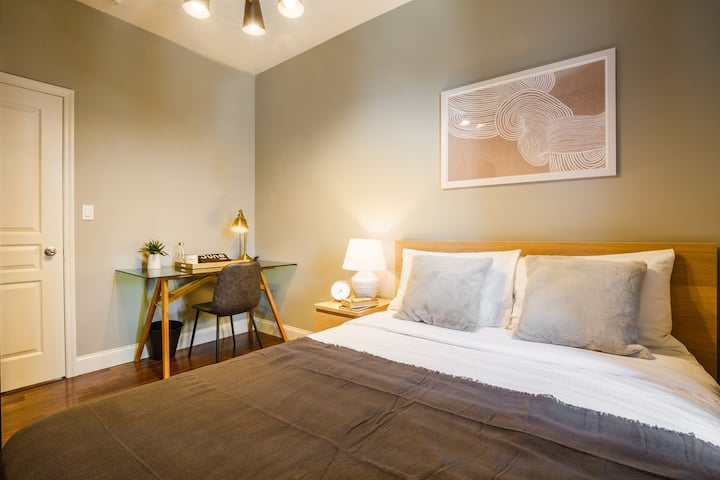 Room Available In Modern West Harlem Home