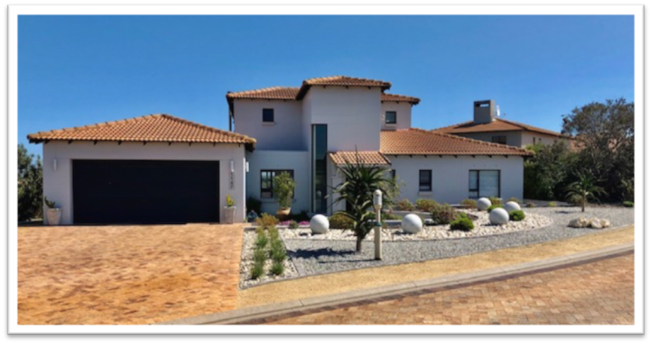 Beautiful Home on Langebaan Golf Estate