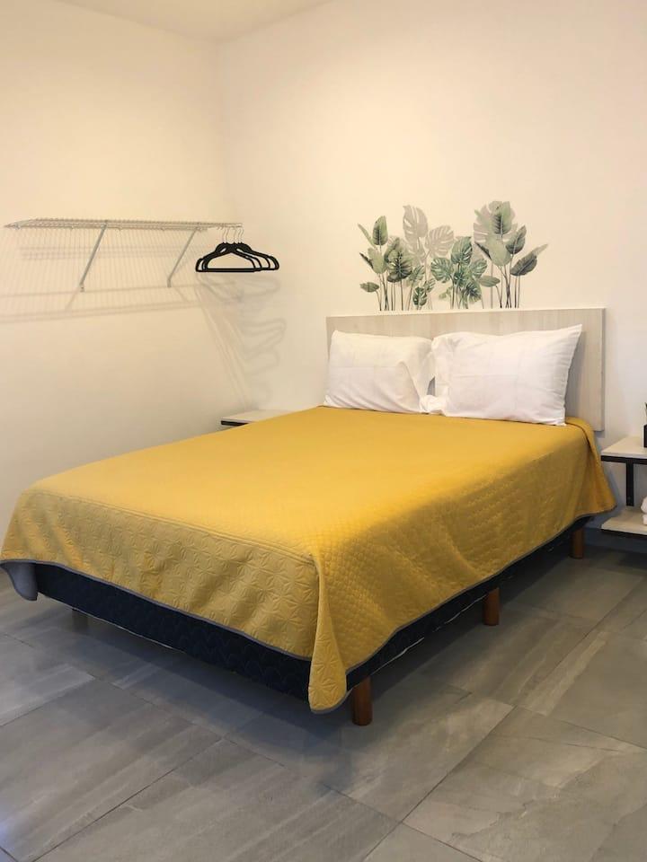 Moderna y Amplia Suite en Playa del Carmen