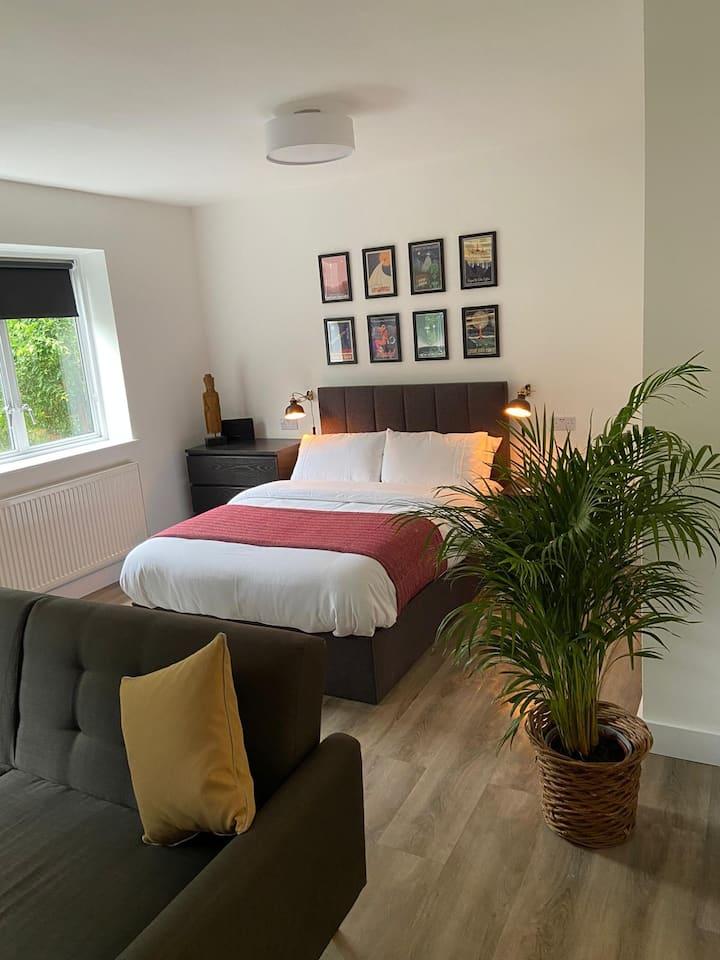 Trendy 1 Bed Garden Apartment Central Whitechapel