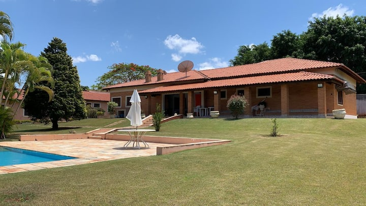 Chácara Canto do Tico-Tico - Vitassay - Boituva-SP