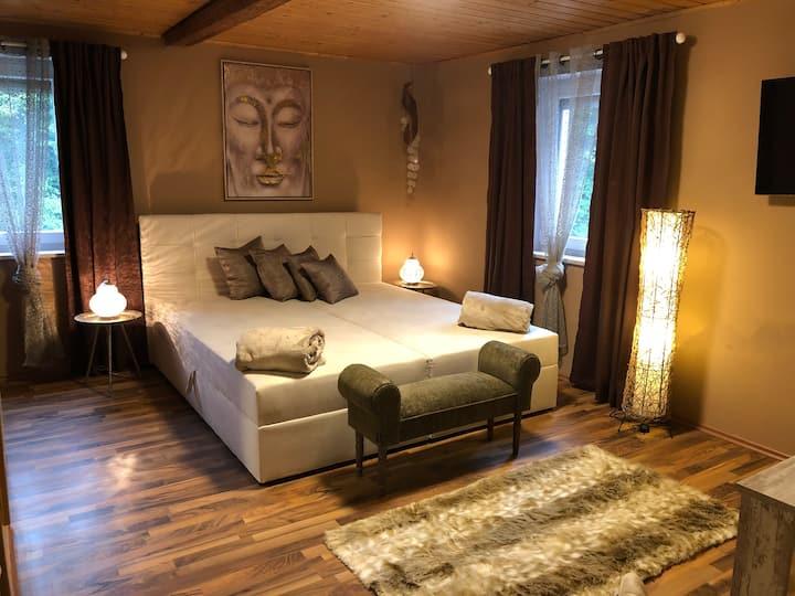 Ferienhaus Ba-Bett's Mosbach - 160m² - 6 Personen