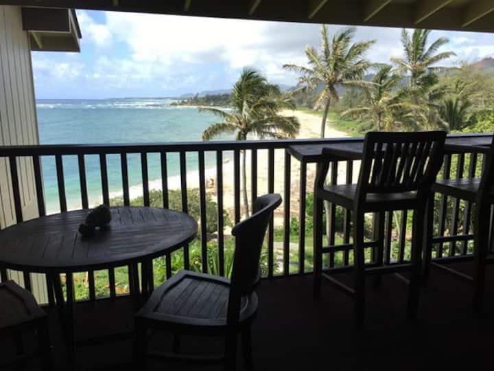 Wailua Bay View #305- 1BR Oceanfront Condo!